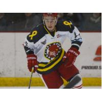 Chris Leveille of the Port Huron Prowlers