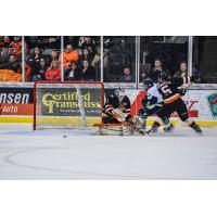 Bloominton Thunder Pressure the Omaha Lancers