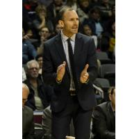 London Lightning Coach Kyle Julius