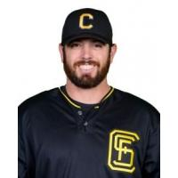 Brian Humphries with the Sioux Falls Canaries