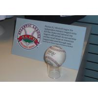 Atlantic League Baseball at the Hall of Fame