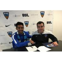 Christian Silva Signs with Orange County Blues FC