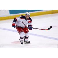 Hartford Wolf Pack Forward Travis Oleksuk