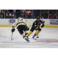 Mississippi RiverKings Captain Leo Thomas