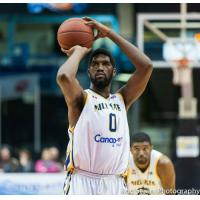 Anthony Stover of the Saint John Mill Rats