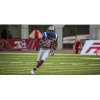 Montreal Alouettes Receiver Kenny Stafford