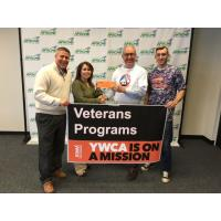 Harrisburg Heat Present Check to AFSCME Council 13