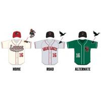 Great Lakes Loons Uniforms