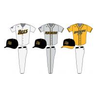 New Britain Bees Uniforms