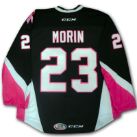 Texas Stars Pink in the Rink Jersey - Back
