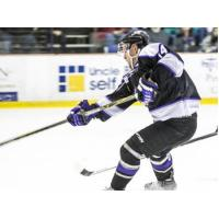 Jakob Romo of the Lone Star Brahmas