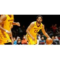 Jorge Gutierrez with the Canton Charge