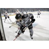 Chicago Wolves RW Ty Rattie vs. the Rockford IceHogs