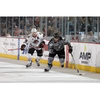 Chicago Wolves vs. the Rockford IceHogs