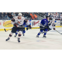 Omaha Lancers vs. the Tri-City Storm