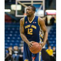 Anthony Anderson of the Saint John Mill Rats