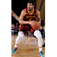 Chris Crawford of the Canton Charge