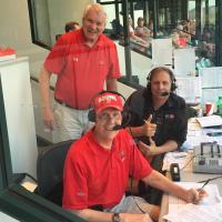 Fargo-Moorhead RedHawks Play-by-Play Broadcaster Scott Miller and Crew