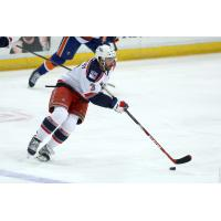Hartford Wolf Pack Forward Chris McCarthy
