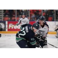Tri-City Americans vs. the Seattle Thunderbirds