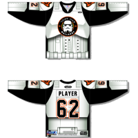 Quad City Mallards Star Wars Jersey