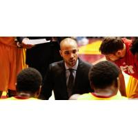 Canton Charge Coach Jordi Fernandez Talks to the Team