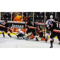 Omaha Lancers Try to Keep the Tri-City Storm at Bay