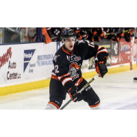 Josh French of the Omaha Lancers