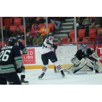 Tri-City Americans Skate in on the Seattle Thunderbirds