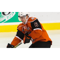 Omaha Lancers Defenseman Nick Jenny