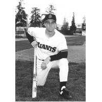 Bill Mueller with the San Jose Giants