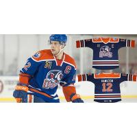 Ryan Hamilton of the Bakersfield Condors and Youth Jerseys