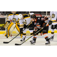 Omaha Lancers vs. the Green Bay Gamblers