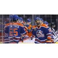 Bakersfield Condors Bench Offers Muted Congratulations