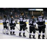 AHL: Reign Rally In Third; Fall 2-1 To Gulls In Overtime