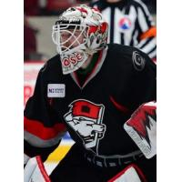 Charlotte Checkers Goaltender John Muse