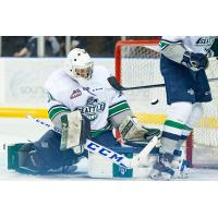 Seattle Thunderbirds Goaltender Landon Bow