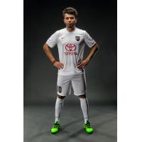 Carlos Alvarez of San Antonio FC Models Team's Alternate Jersey