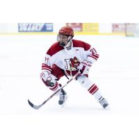 Mississippi RiverKings Signee Dillon Fox at SUNY-Plattsburgh