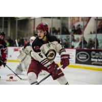Minot Minotauros Defenseman James LaDouce