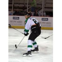 Louisiana IceGators Defenseman Tanner Burton