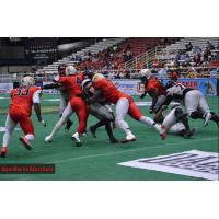 Mesquite Marshals vs. the Sioux City Bandits