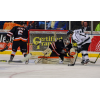 Omaha Lancers Hold Fargo Force at Bay