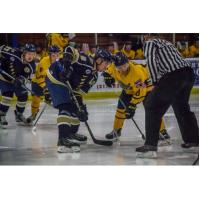 Springfield Jr. Blues Face off with the Janesville Jets