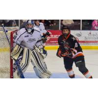 Omaha Lancers Battle the Fargo Force