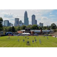 American Legion Memorial Stadium, Home of the Charlotte Hounds