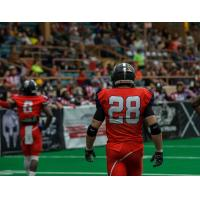 Jayson Serda of the Duke City Gladiators