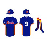 Durham Bulls 'DURM Night' Jersey
