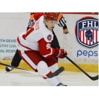 Port Huron Prowlers Forward Justin Alonzo