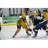 Springfield Jr. Blues Face off against the Janesville Jets